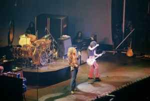Led Zeppelin Chicago 75