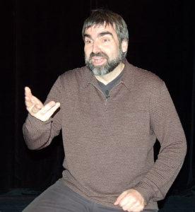Kabarettist Volker Pispers