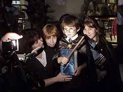 Harry Potter und seine Freunde zählen zu den bekanntesten Fantasy-Vertretern.